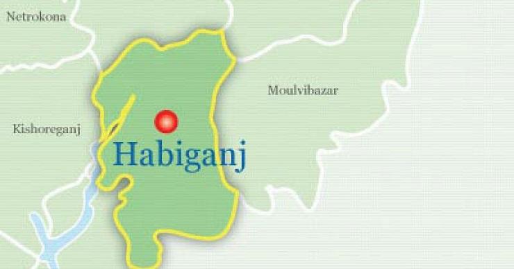 Road accident kills one in Habiganj