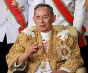 Cabinet mourns Thai King's demise