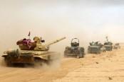 'Attack in Iraq's Kirkuk over, 74 IS jihadists dead'