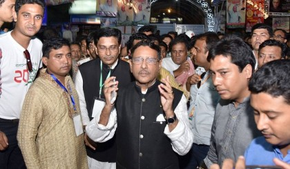 Eradication of extremism is key AL goal for the time: Quader