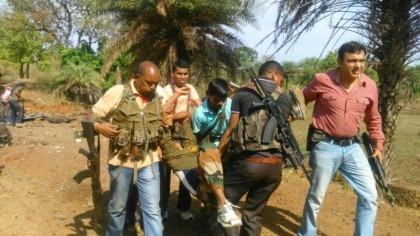 Indian forces kill 21 Maoists in Odisha, 2 cops injured