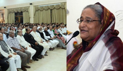 Sheikh Hasina asks AL leaders, activists to get ready for polls
