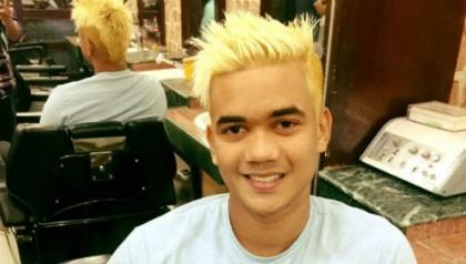 Social Media divides over Taskin's 'blonde' hairdo