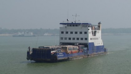 Ferry service at Shimulia-Kawrakandi route faces navigability crisis