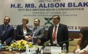 Historic UK-Ctg port links remain strong, vital: British envoy
