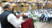 Take part in polls shunning violence, Nasim to BNP