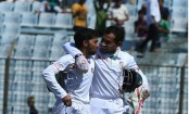 Mushfiqur mentions the Test as a 'learning curve' for Bangladesh