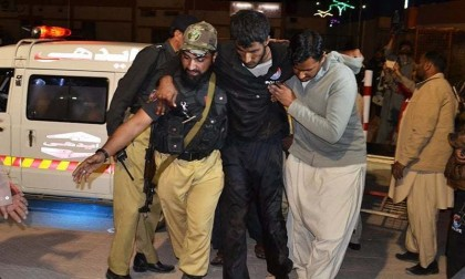 59 killed in Pakistan suicide attacks