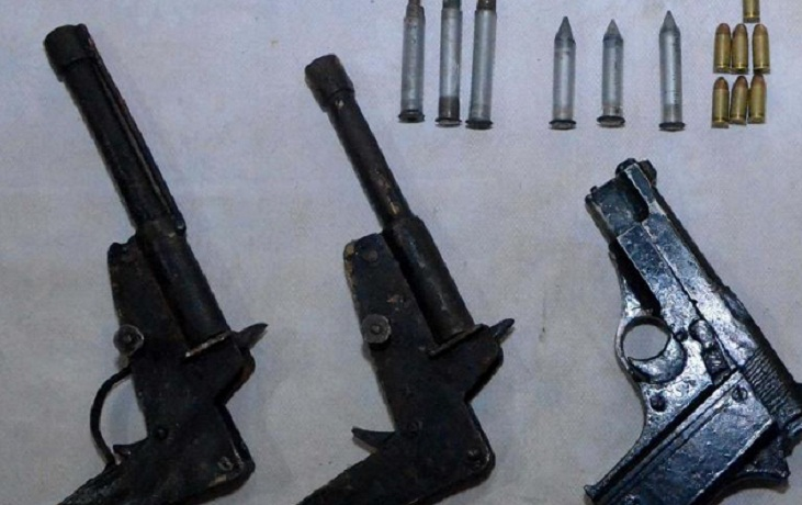Man detained with firearms in Chittagong