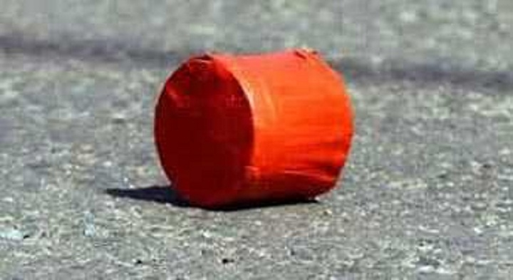 Two held with bombs in Meherpur
