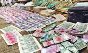 10 held with Tk 67 lakh fake notes