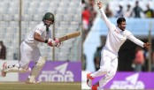 Tamim-Shakib improve in Test rankings