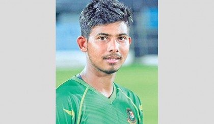 Mosaddek gets inspiration from Sabbir