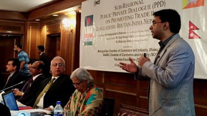 Don't abandon Saarc process: SANEM