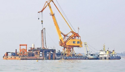 36% physical works of Padma Bridge completed: Govt