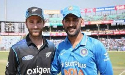 New Zealand opt to bat against India in fourth ODI