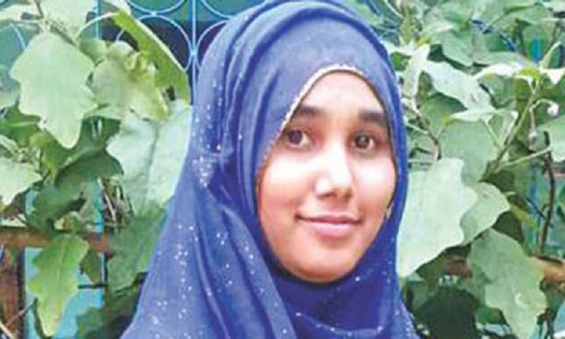 Khadiza shifted to cabin from HDU