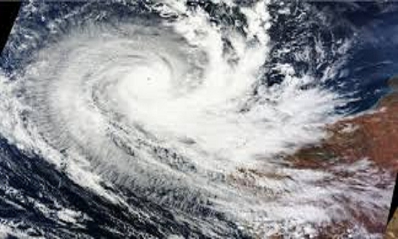 Cyclone 'Kyant' moves westwards