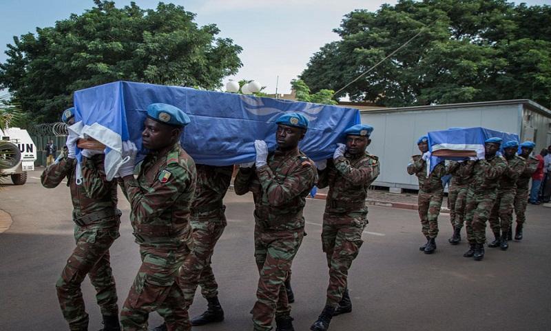 Memorial Service held for fallen UN peacekeepers