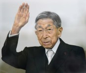 Younger brother of former Japanese Emperor Hirohito dies at age 100