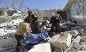22 children killed in air raid on Syria school