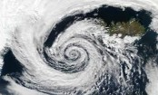Cyclone 'Kyant' weakens, moves west-southwestwards