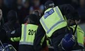 Seven arrests over West Ham crowd disorder