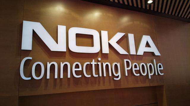 Nokia in Q3 loss, sales drop amid networks downturn