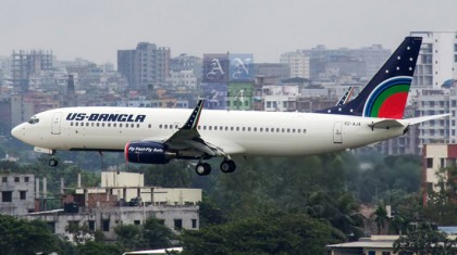Another 737-800 aircraft to join US Bangla fleet tomorrow