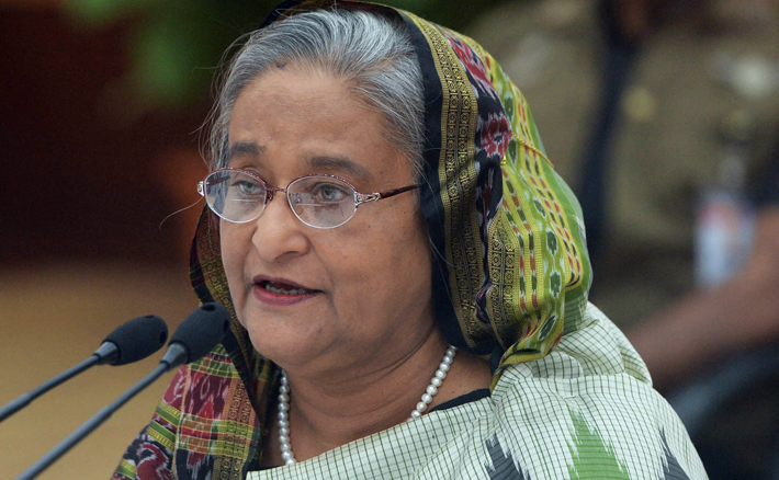 Hasina asks party leaders to let the government know about people's problems