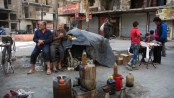 Syria rebels 'in push to break Aleppo siege'