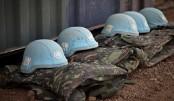 Fallen peacekeepers remembered at UN Secretariat