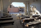 Russia denies involvement in deadly Syria school attack