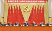China's Communist Party declares Xi Jinping 'core' leader