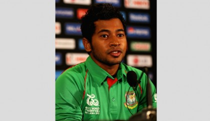 Spinners are our weapon: Mushfiqur