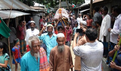 UP polls in ex-enclaves: last-minute campaign in progress