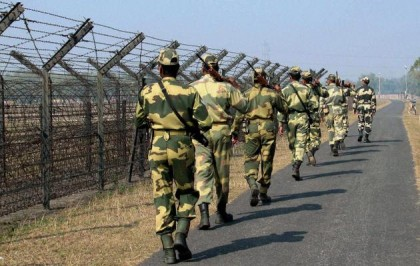 Bangladeshi shot by BSF along Kurigram border