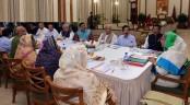 AL presidium's maiden meeting held