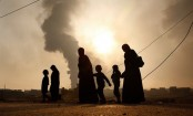 Iraqi forces push toward Mosul, Shiite militias join battle