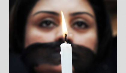 Sharp rise in violence against women