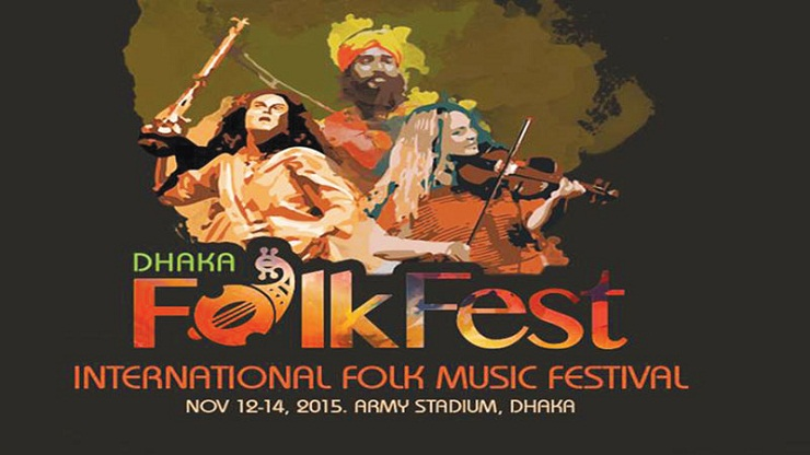 Dhaka Folk Fest begins November 10