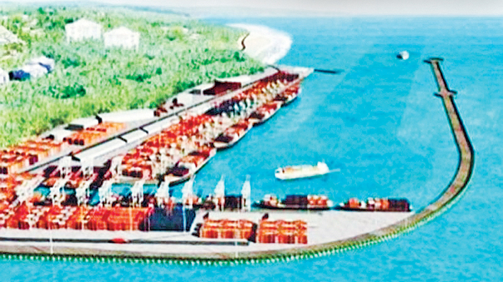 Government to build new shipyard near Payra Port