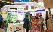 Walton products glitter at Bangladesh Lighting Expo