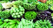 Early winter vegetables hit Rajshahi markets