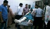 10 hurt in blast while making bombs in Narsingdi
