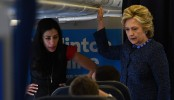 Clinton seeks to use new FBI inquiry as galvanizing force
