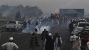 Amnesty condemns Pakistan over crackdown on protesters