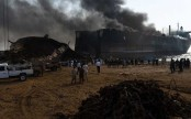 11 dead, 59 wounded in Pakistan ship-breaking accident