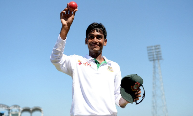 Mehedi Hasan: From Under-19 cricket to Bangladesh's star