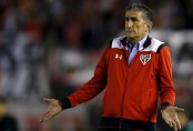 Argentina coach Edgardo Bauza worried about reaching 2018 World Cup